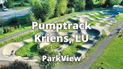 Pumptrack Kriens, LU / Schweiz (2019 | #ParkView Tour 228)