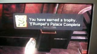 Shrek Forever After PS3 platinum trophy