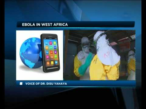 Africa Today on Ebola in Liberia with Dr Disu Yahaya and Dokun Adedeji