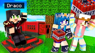 We play with CRAZY Minecraft TNT!