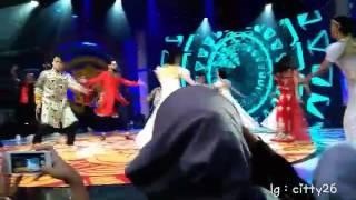 Shakti- Radhika(ranveer Ishani)dance Janam Janam At Pesta Bollywood Indosiar
