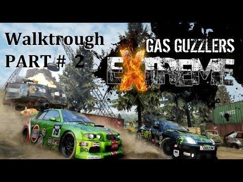 Gas Guzzlers Extreme - Gameplay Walkthrough - Part 2 HD  