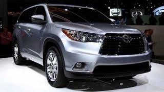 видео Новая Тойота Секвойя 2016-2017