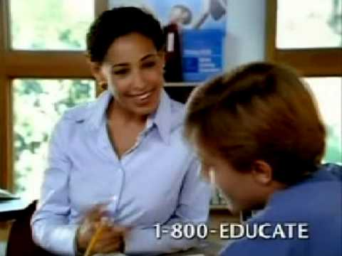 Sylvan Learning Center (Skateboard) (2005) Commercial