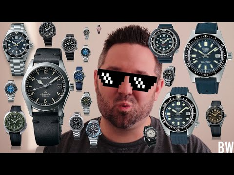 Seiko Is About To Make A Ton Of Money... 2020 Catalog Reaction