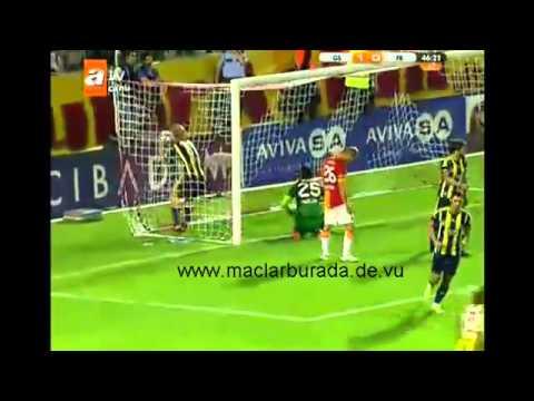 Galatasaray - 7enerbahce 3:2 Geniş Özet...