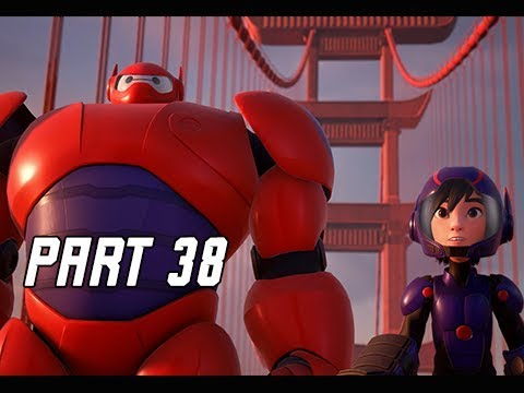 Kingdom Hearts 3 Walkthrough Part 38 Big Hero 6 San Fransokyo Kh3 Let S Play Youtube