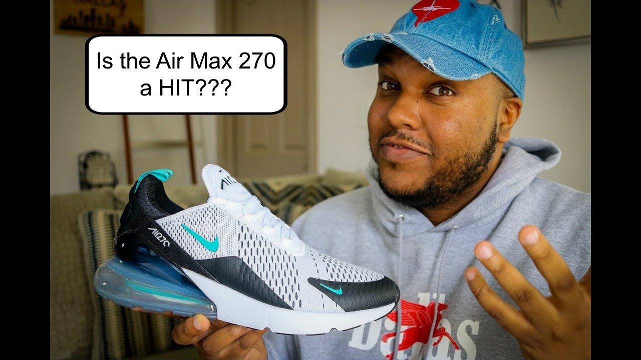 a660e03e22a1e Nike Air Max 270