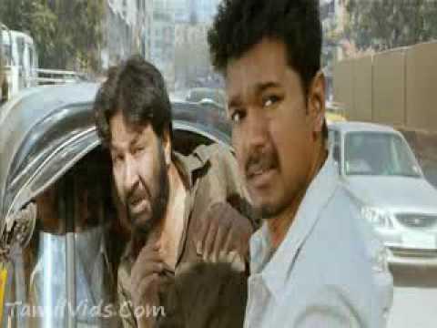 Bus Mass Scene tamil Thuppaki HQ