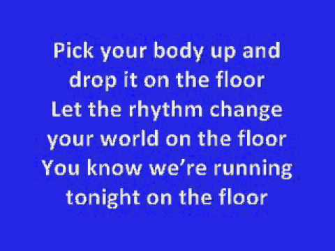 Jennifer Lopez Ft Pitbull   On The Floor Clean Version   Lyrics
