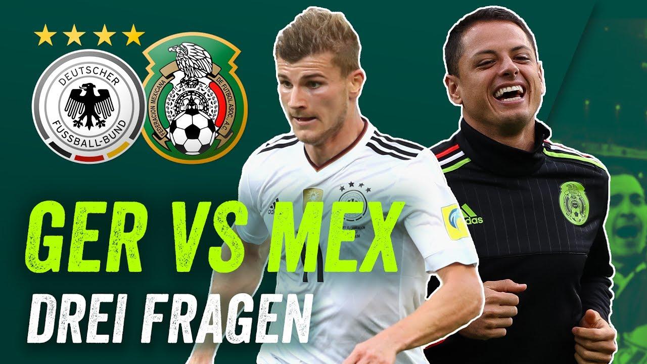 Deutschland Mexiko Analyse