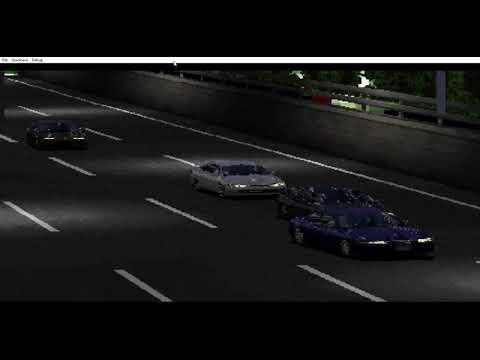 Gran Turismo 1 Arcade - Clubman Route 5 - Honda Integra Type R