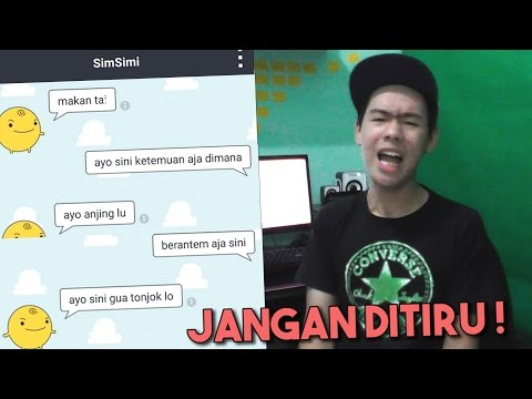 TEXT PRANK KE SIMSIMI GONE VERY WRONG !!! -  (All We Know-The Chainsmokers)