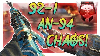 92-1 AN-94 CHAOS! - Black Ops 2 PC Nuclear - (Call of Duty: Black Ops 2)