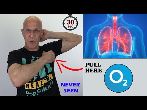 PULL HERE...YOUR LUNGS WILL BE VERY GRATEFUL - Dr Alan Mandell, DC