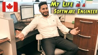 Software Engineer in Canada | My regular Job