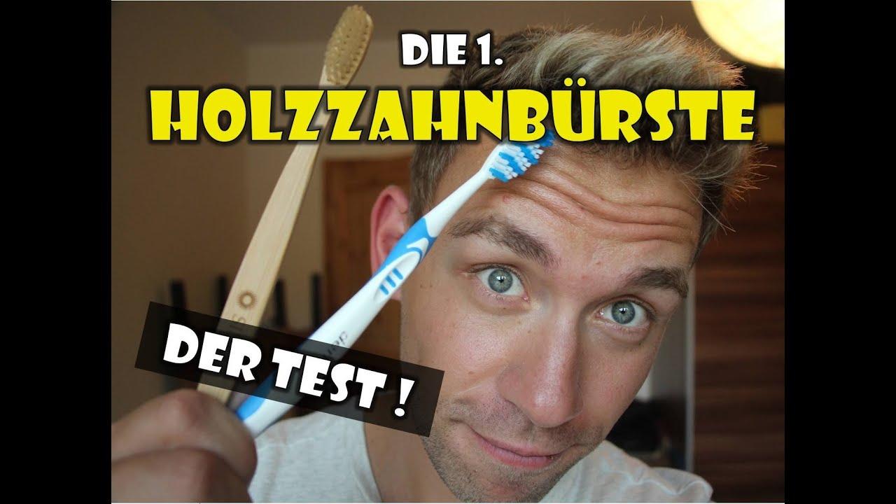 Test Bambus Zahnburste Erste Eindrucke Bambuszahnburste Youtube