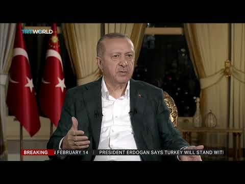 Erdogan: Tapes of Khashoggi killing 'horrible'