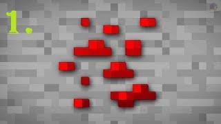 [Уроки по редстоуну]Компактный генератор произвольных импульсов в minecraft.