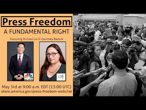 Press Freedom: A Fundamental Right