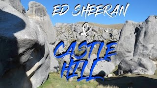 Ed Sheeran & Castle Hill // Почти клип на песню Эда Ширана