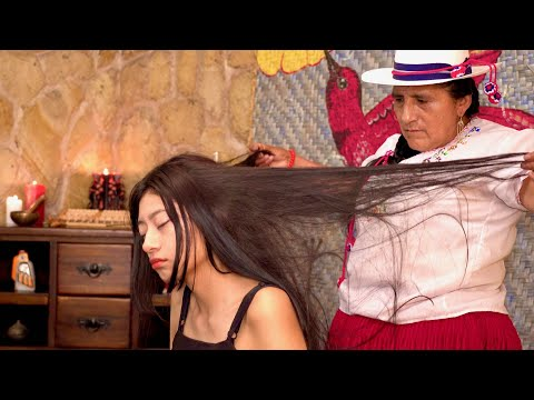 ASMR Massage With Hair Play U0026 Cracking By Doña Rosa For Tingles, Relaxation U0026 Sleep 💆🏻♀️