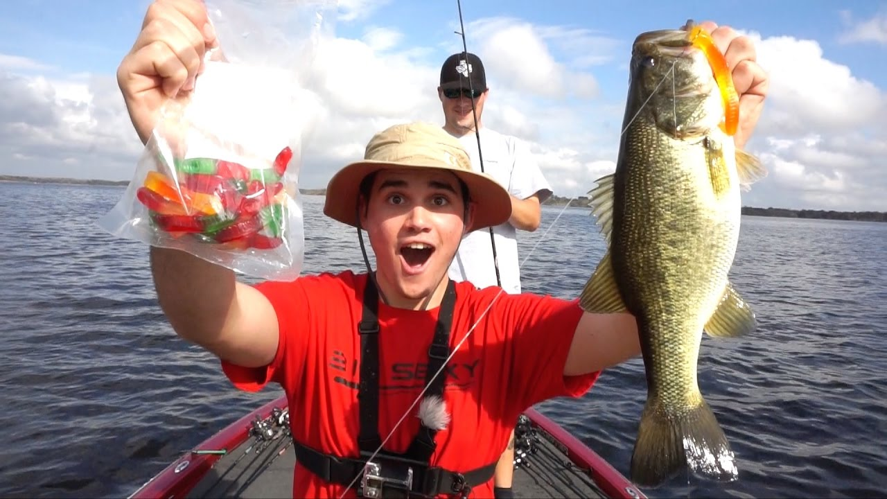 gummy worm bass fishing tournament ft lakeforkguy
