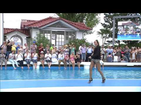 Kate Ryan - Voyage Voyage - ZDF Fernsehgarten 18.06.2017