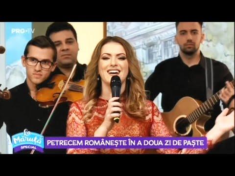 LAVINIA GOSTE - M- a găsit dragostea-n viață (PRO TV - La Marutza // Editia de Paste)
