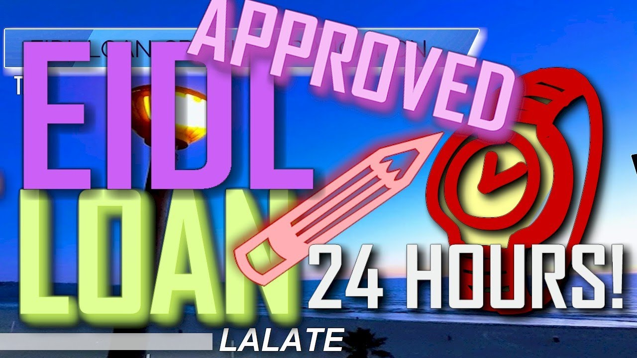 Download EIDL LOAN Bombshell Exclusive: How To Get EIDL Loan APPROVED in JUST 24 HOURS (& AVOID EIDL Denial!)