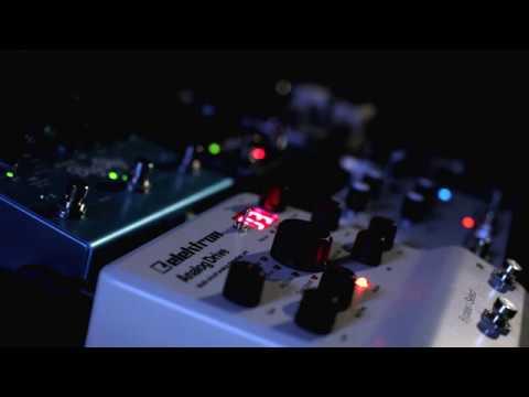 pedalboard noodle elektron analog drive infinite jets ambient guitar looping youtube. Black Bedroom Furniture Sets. Home Design Ideas