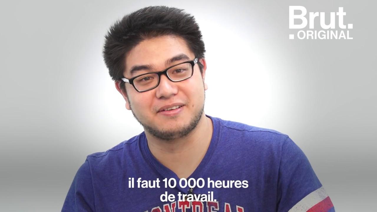 Kevin Tran (Le Rire Jaune) explique sa passion pour les mangas