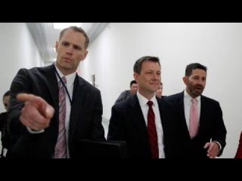 Strzok, Page are in violation of constitutional process: New