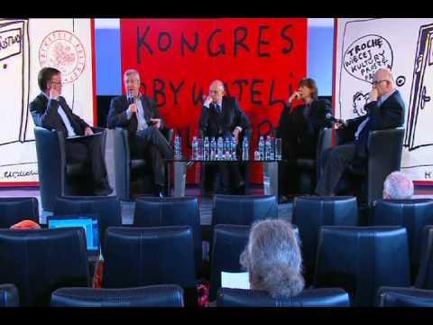 Kongres Obywateli Kultury. Pakt misyjny czy nowa ustawa medialna?