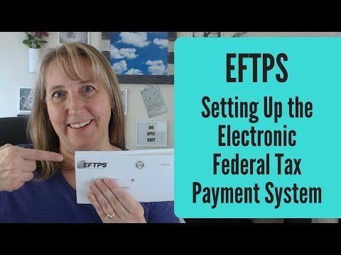 EFTPS Payment |