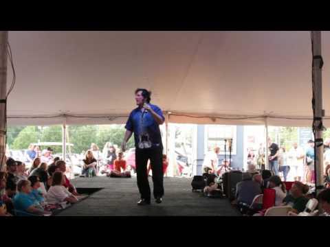 Michael Hoover sings 'After Loving You' Elvis Week 2014
