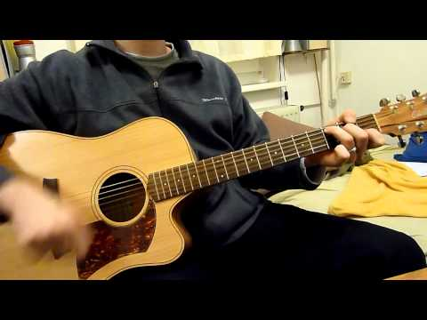 ABBA - SOS - acoustic guitar cover by onlyfavoritemusic