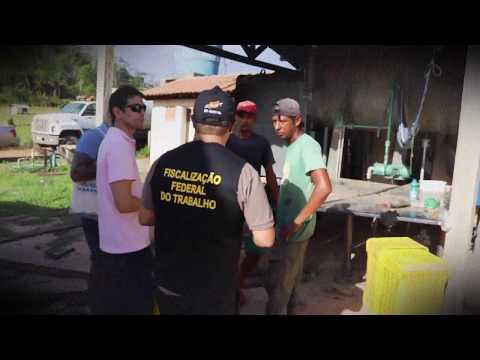 Câmera Record mostra os venezuelanos que trabalham como escravos no Brasil