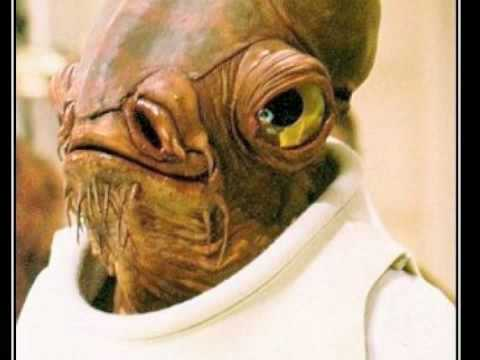 Admiral Ackbar Reads The Adult Personals
