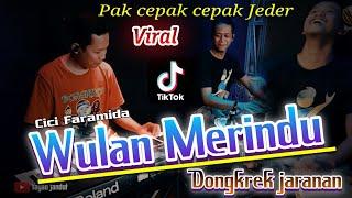 Wulan Merindu - Cici Faramida ( Cover ) jaranan Version by yayan jandut Glerrr..!!! Slow