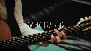 GYPSY JAZZ UK - Swing Train 42 - Trio Showreel