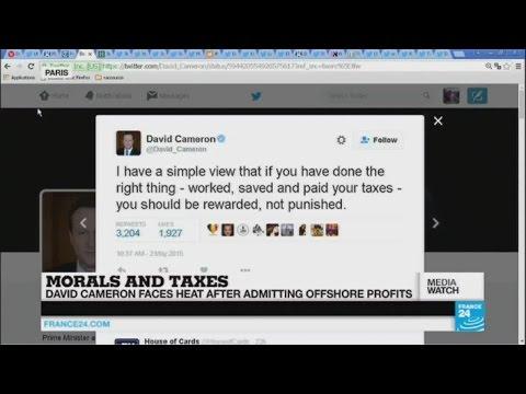 Tax avoidance and hypocrisy