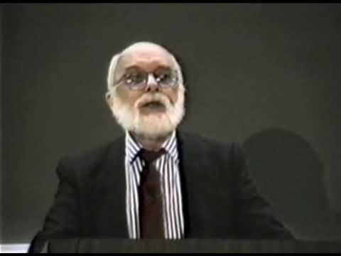 James Randi Lecture @ Caltech - Cant Prove a Negative