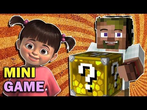Видео: ч.10 Lucky Block Wars Minecraft - Очень ЖОСКАЯ девочка