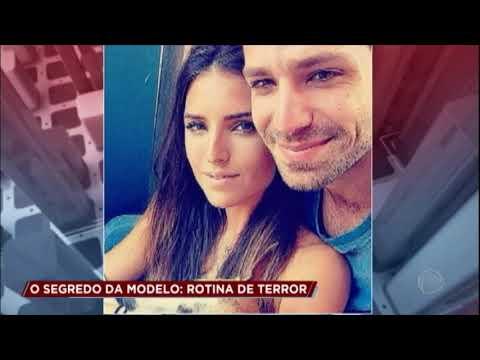 Modelo revela rotina de terror vivida em relacionamento abusivo com ex-marido ator thumbnail