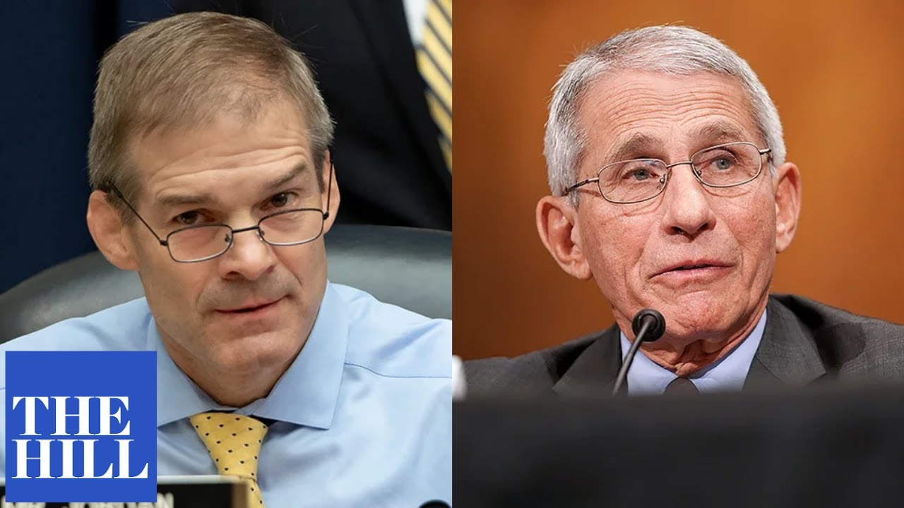 Jim Jordan grills Anthony Fauci on whether protests spread ...