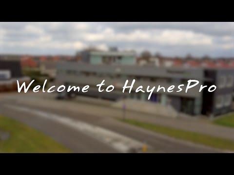 HaynesPro Leusden | Company Presentation