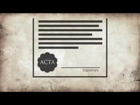 ACTA反対!! クラーケンを止めるんだ【日本語吹替版】