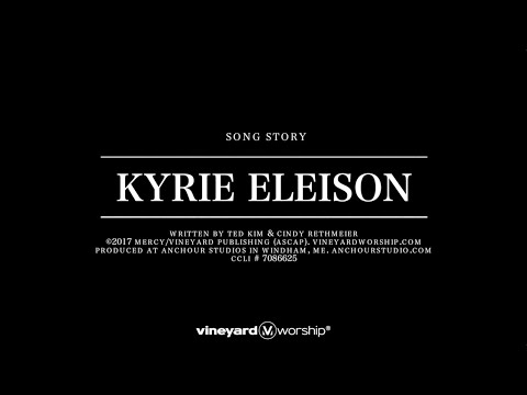 """Kyrie Eleison"" 