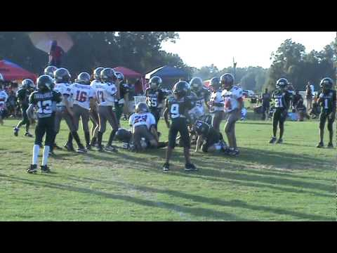 Ryan Jeffords #2 Stopping the run